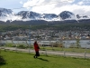 14 wandeling door de Enclosed Bay van Ushuaia
