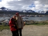 15 Ushuaia - Vuurland - het einde van de bewoonde wereld aan het Beagle Channel