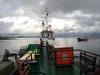 01 veer naar Isla de Chiloe, vaartijd ca dertig minuten van het vaste land Chili