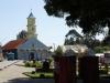28  Iglesia de Chonchi, aan de Plaza van Conchi staat het oudste houten kerkje in Chiloe en stamt uit de 19e eeuw