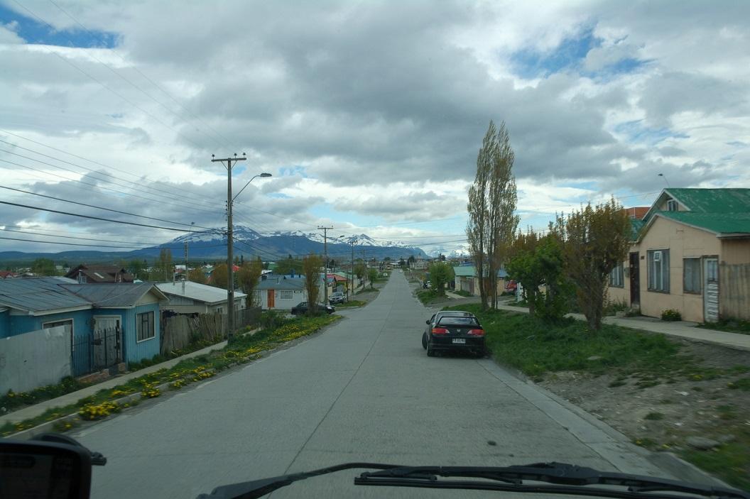 02 Puerto Natales een bescheiden stadje
