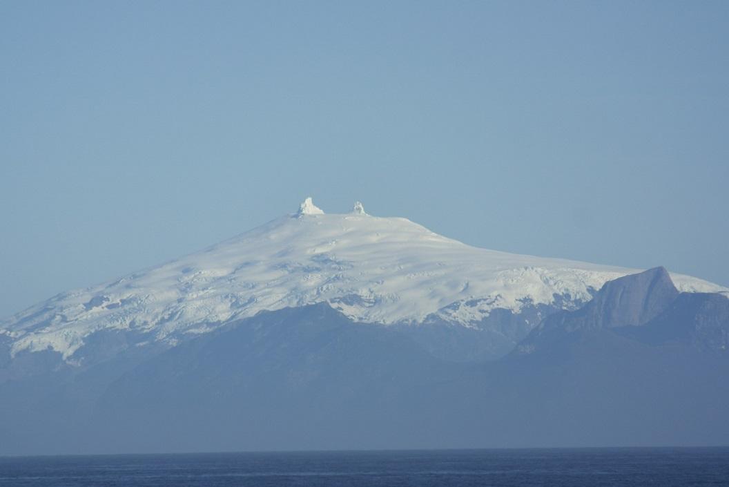 40 de Andes in volle glorie weer in beeld