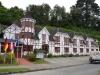 13 bezoek aan Hotel Frutillar voor internet en verzenden van onze berichten