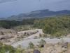 37 de route naar boven, naar Volcan Osorno