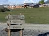 16 Op de parkeerplaats van Campsite bij Hotel Las Torres