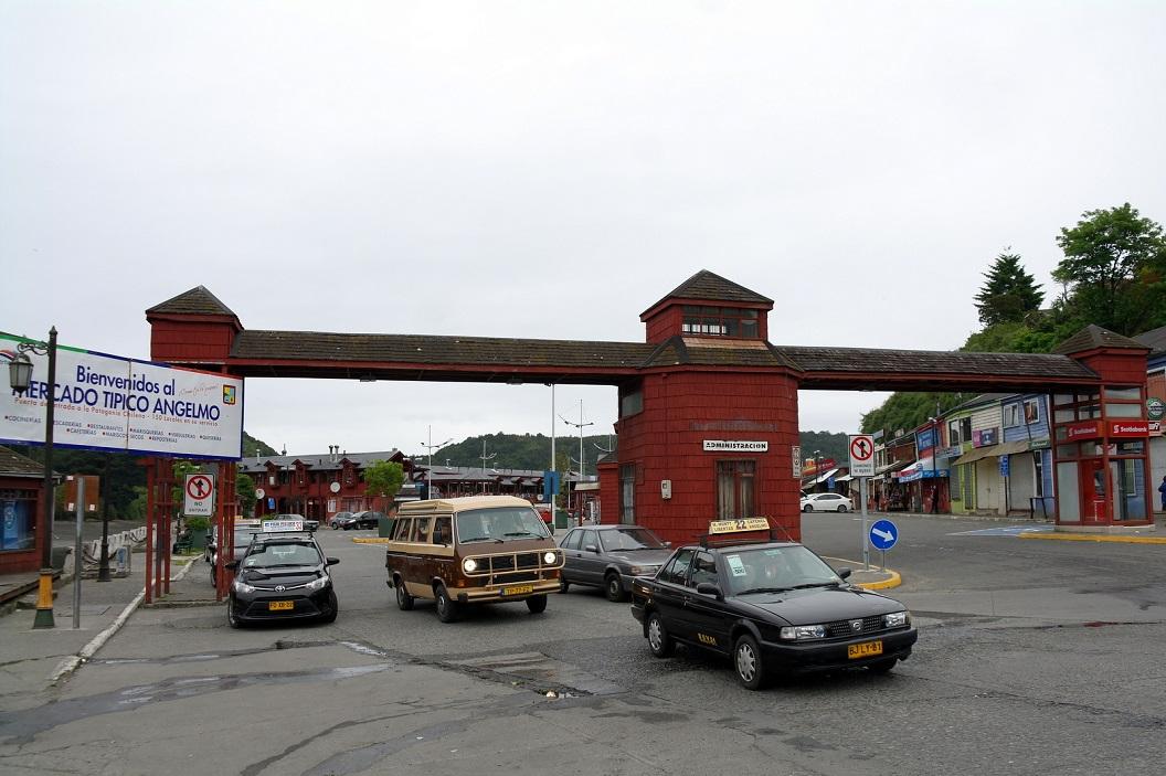 22 vanaf 1912 aangelegd historische en markante Mercado Tipico Angelmo