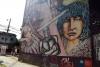 06 Detail van muurschildering van eigen cultuur en geschiedenis