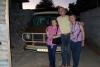 09 Fanny Rojas biedt ons aan op het binnenplaatsje te staan van haar nieuw te bouwen huis, de plaats waar haar ouderlijkhuis 5 jaar geleden door een aardbeving totaal onbewoonbaar was geworden