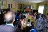 32 het kleuterklasje op bezoek in het Broederhuis waar Broeder Gerard met zijn zes medebroeders wonen en vanwaaruit zij hun werk doen (woning aan de overzijde van de school San Antonio)