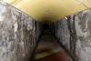 27 voor je de Polanco Lift bereikt wandel je door een tunnel van 150 meter lang tot het binnenste van de heuvel
