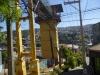 30 de Polanco Toren is via een brug van 48 meter lang verbonden met de heuvel