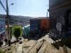 57 Als we alle trappen van Valparaiso hebben genomen, hebben we een reis om de wereld gemaakt, schreef Pablo de Neruda