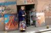 28 bij het kantoortje van Operadora de Tourismo, Amigos de Bolivia