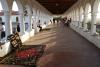 29 de wandel galerij bij Museo La Recoleta, La Rocoleta werd in 1601 opgericht door de Franciscaner Orde