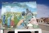 14 monument, dagelijks leven van Uyuni, gesticht in 1889 door Boliviaanse president Aniceto Arce, met een belangrijke militaire basis, mijnbouw en tourisme als de bronnen van werkgelegenheid