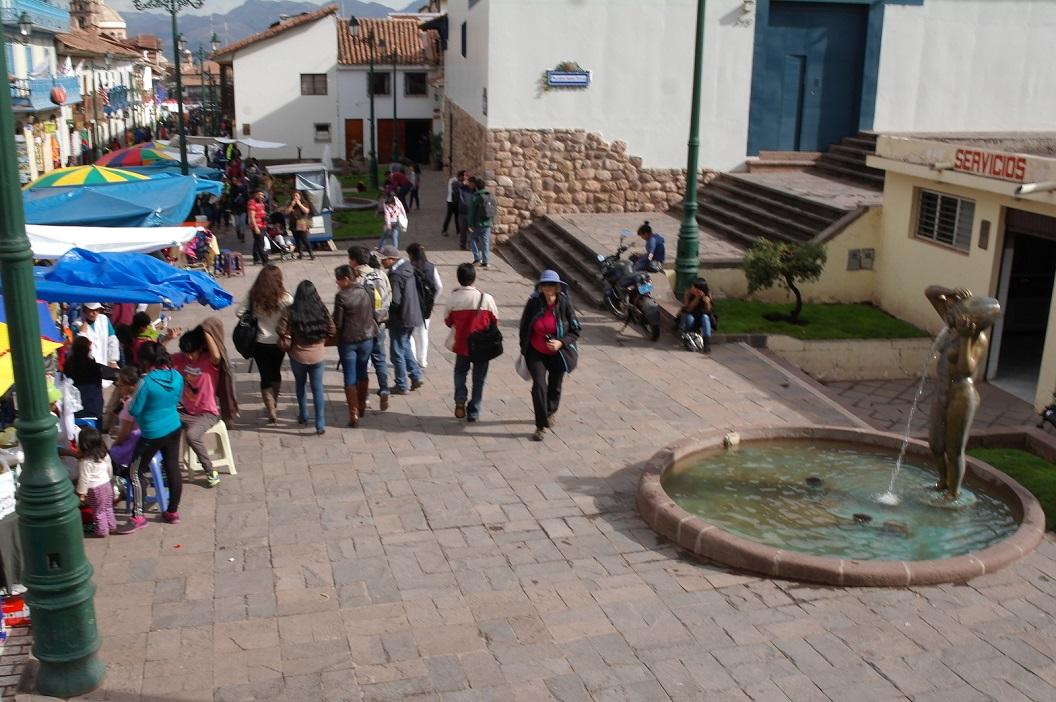 08 Cusco in de ochtend