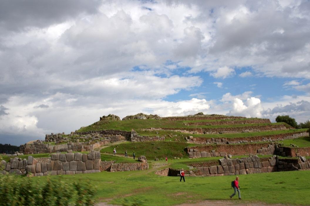 10 Sacsayhuaman - Tempel gewijd aan de zonnegod