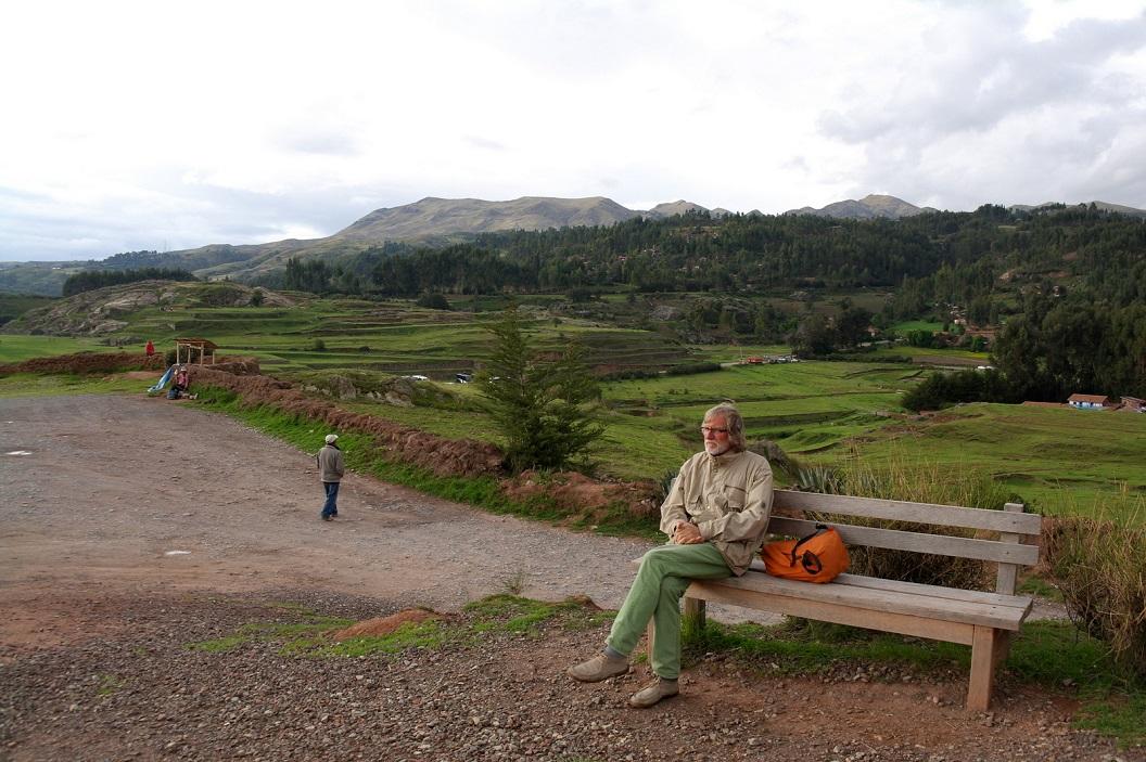 19 schitterent uitzicht over Cusco