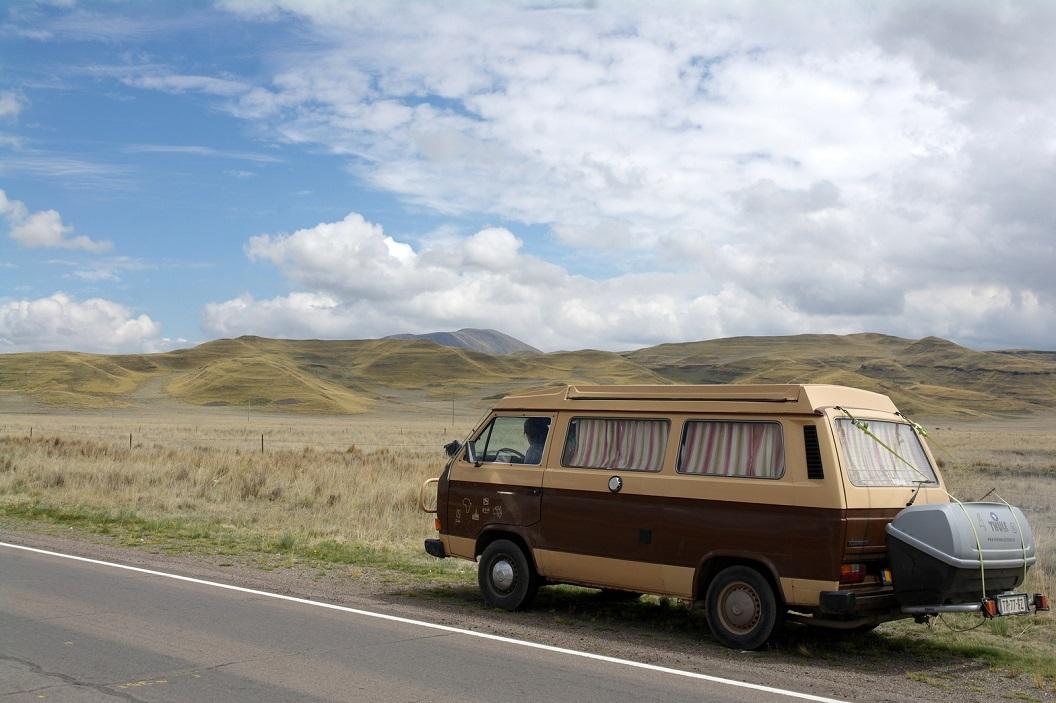 14 even pauze - onderweg - van Juliaca naar Cuzco
