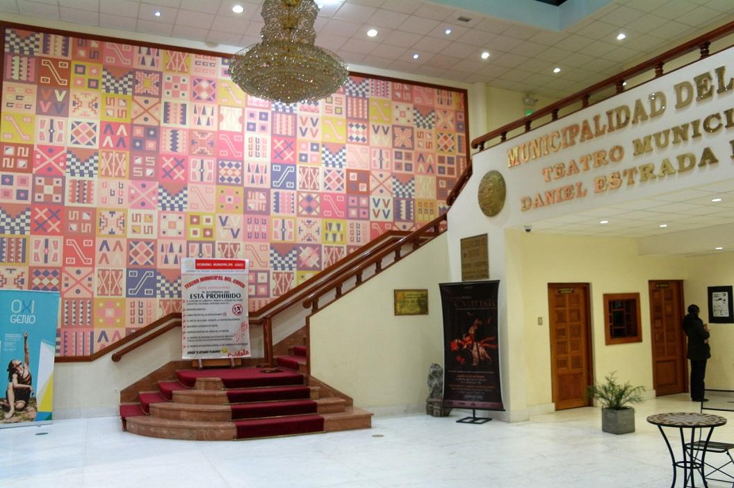 23 entree Teatro Municipal