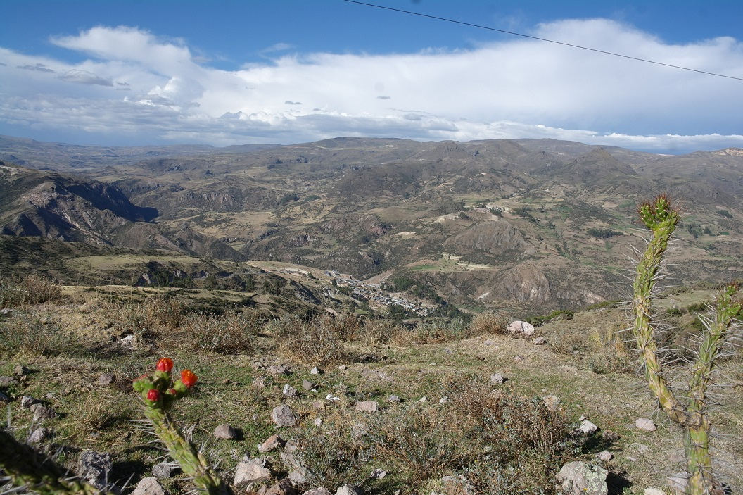 15 prachtige route over de toppen van de Andes