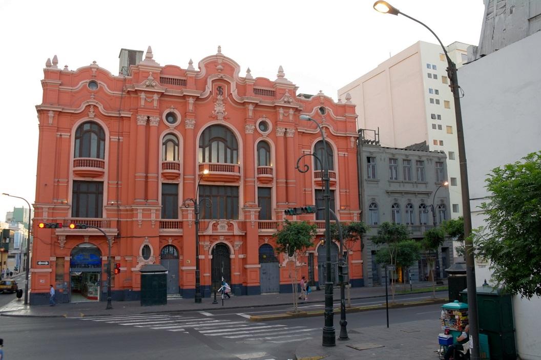 53 prachtige koloniale gebouwen in het oude centrum van Lima