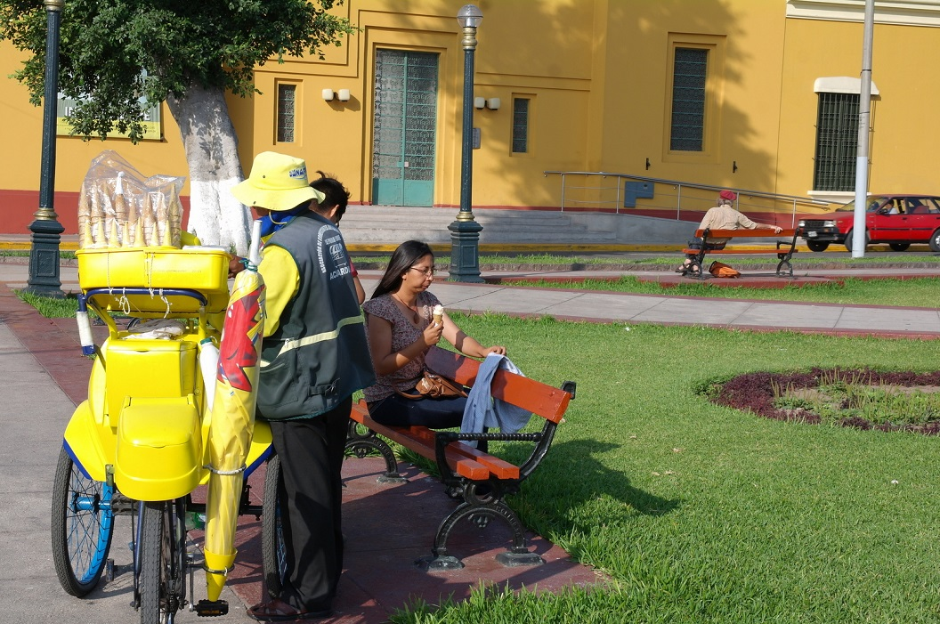 58 in Lima vind je het Zuid-Amerikaanse gevoel van de kleinere plaatsjes van Peru gecombineerd met het stedelijke van andere grote wereldsteden.