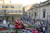 50 nog volop Kerstsstemming in het centrum van Lima