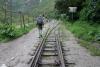01 op weg naar het spoorwegstation Hidroelectrica,