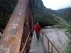 60 Urubamba River, een brede snelstromende rivier
