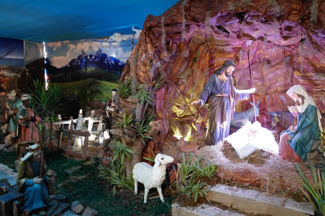 11 Kersstal in de Cathedral van Trujillo
