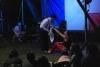 25 eerste avond programma, dansend en beeldend verhaal over liefde en sterven SAM_4827