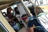 56 Anna Laura rijdt nog even mee tot het centrum San José, zij gaat weer naar haar werk - sociaal werkster AM_5020
