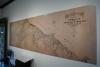 16 historische kaart met plan van de United Fruit Company - met de spoorweg en boerderijen van Carillo tot Banana River SAM_4776