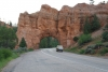 28 Red Canyon - Scenic Byway 12 - op weg via Escalante naar Salt Lake City SAM_6969