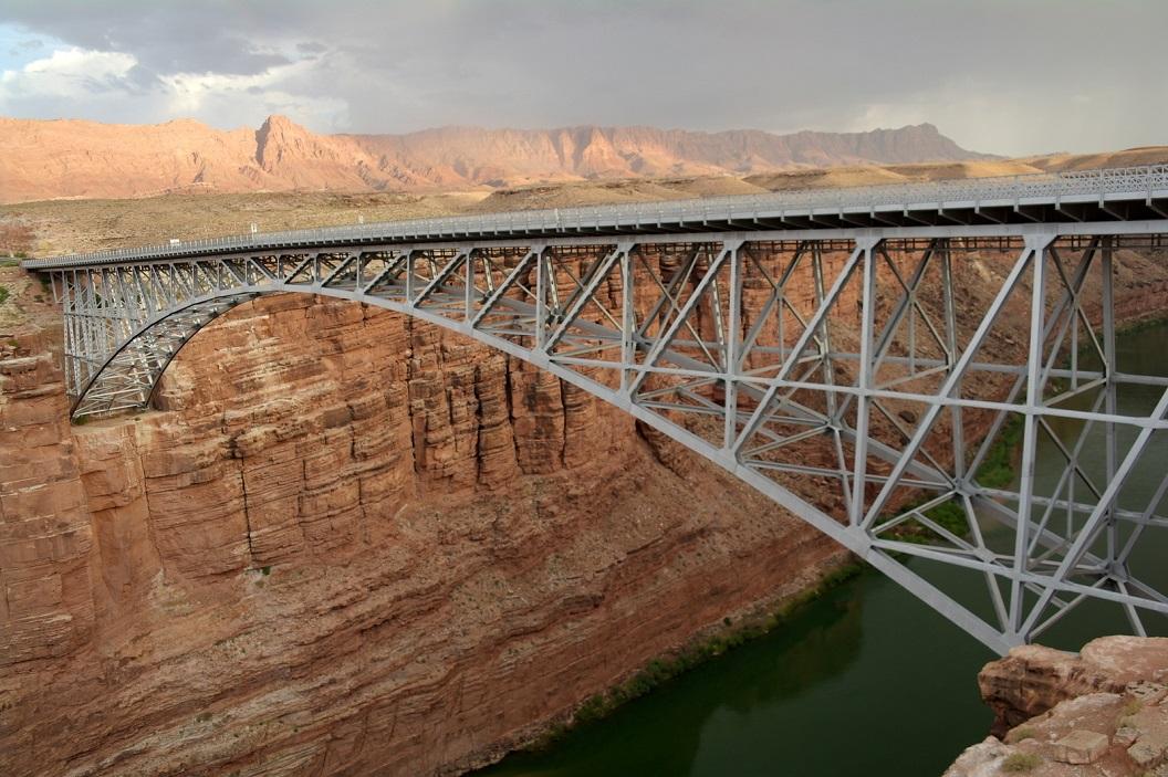 06 Navajo Bridge over de Colorado River SAM_6192