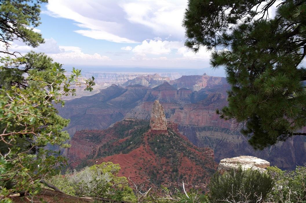 36 Grand Canyon Vista - Highest Viewpoint SAM_6383