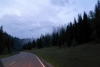 48 Rd 67 in de avond op de terugweg vanuit Grand Canyon North Rim naar Jacob Lake SAM_6458