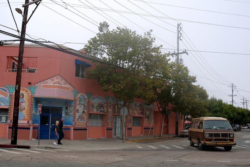 04 Santa Cruz - mooie muur schildering SAM_7588