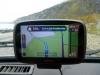 02 TomTom wijst ons de weg! Dawson City - Klondike Hwy 2 P1020890