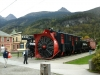 38 trein van welleer - in 1898 tijdens de Klondike goudkoorts werd de Scenic White Pass & Yukon Route - internationale route van Skagway-Alaska naar Whitehorse-Canada 20160921_103936