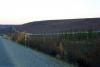 10 tot de bouw van de Trans-Alaska Pipeline werd besloten tijdens de oliecrisis, een technisch hoogstandje waar 30.000 mannen en vrouwen aan meewerkten (mrt 1975-mei 1977) SAM_1058