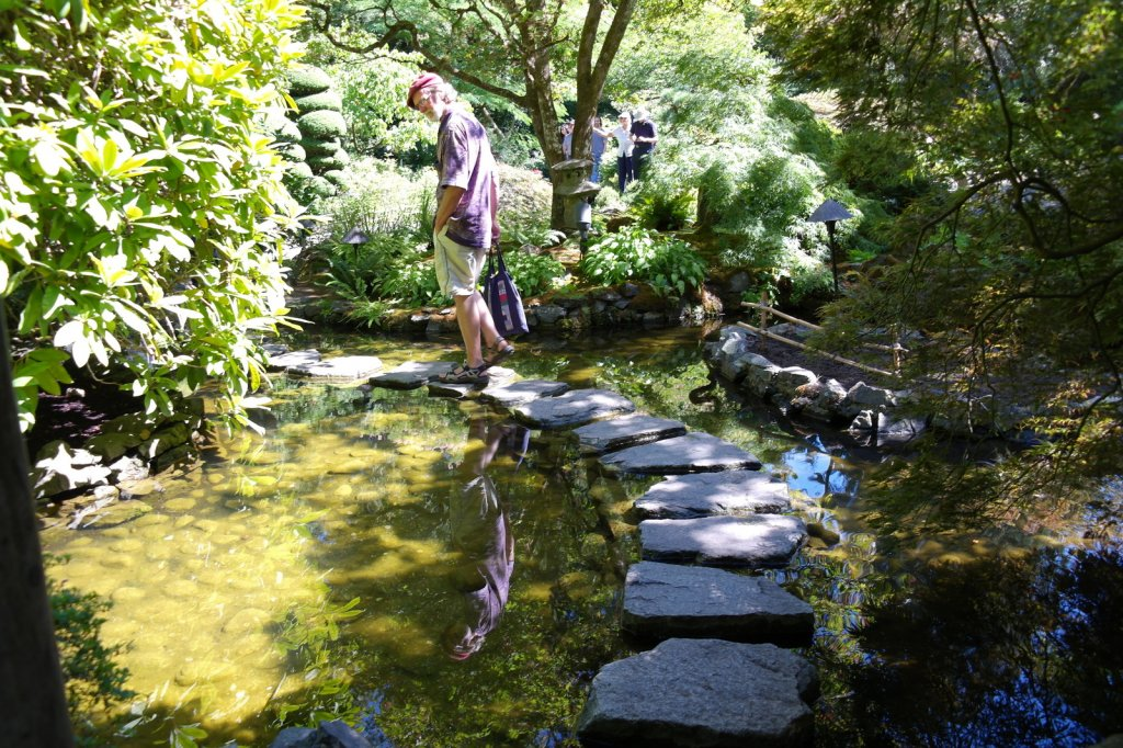07 Japanse tuin, met deze tuin werd in 1906 begonnen met deskundige hulp van een Japanse tuinarchitect (Isaburo Kidhida) SAM_8908