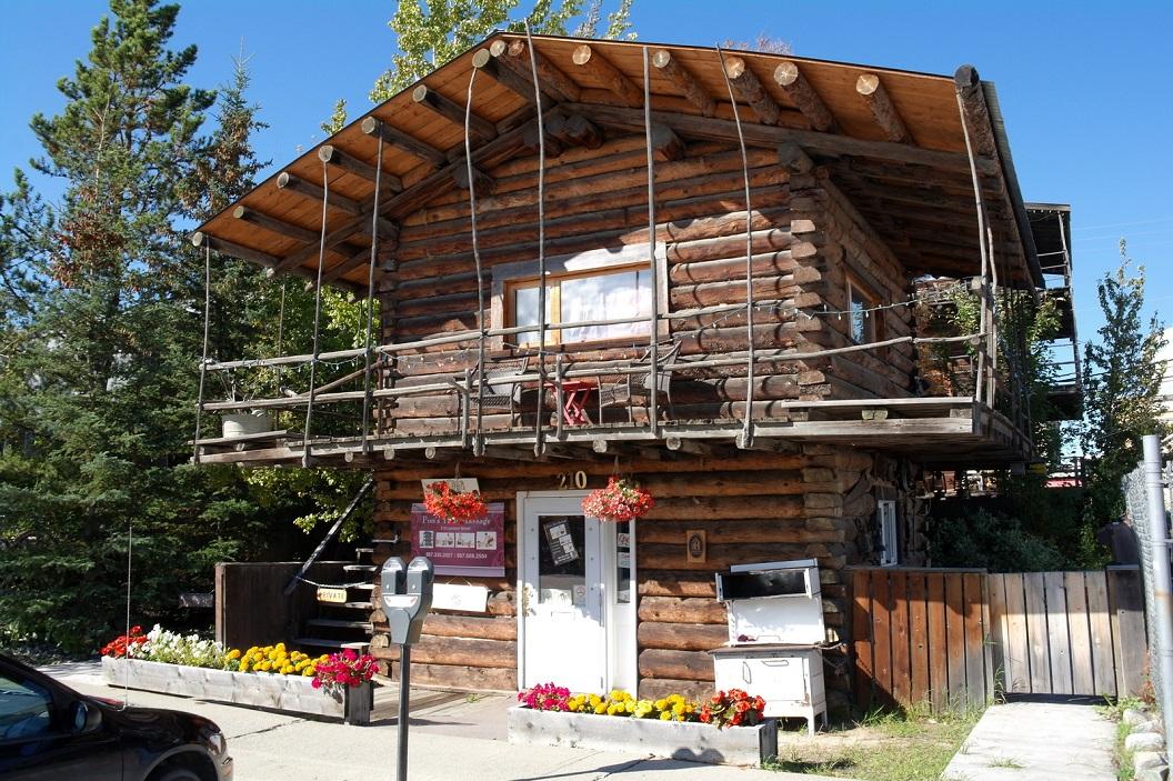24 origineel - traditioneel dubbeldekker-huis in Whitehorse SAM_0761