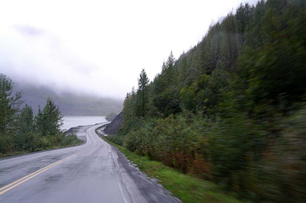 09 prachtige route - Glacier Highwa SAM_0461