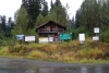 07 afslag naar Stewart - Route 37A - Glacier Highway SAM_0451