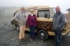 35 ontmoeten bij de Salmon Glacier, Dick en Debbie - heel bijzondere ontmoeting ... veel herkenning! SAM_0577