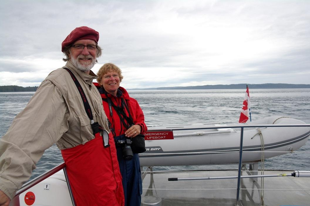 22 genieten op het water van de Straat van Johnstone - Vancouver Island SAM_0056