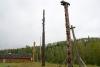 12 bezoek en wandeling door het historische plaatsje Gitanyow - Kitwangoo - Land of the Totems - British Columbia CA SAM_0413