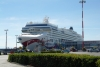32 Noors Juweel in de haven van Cruise Ship Terminal aan James Bay - Victoria BC - Vencouver Island SAM_9163